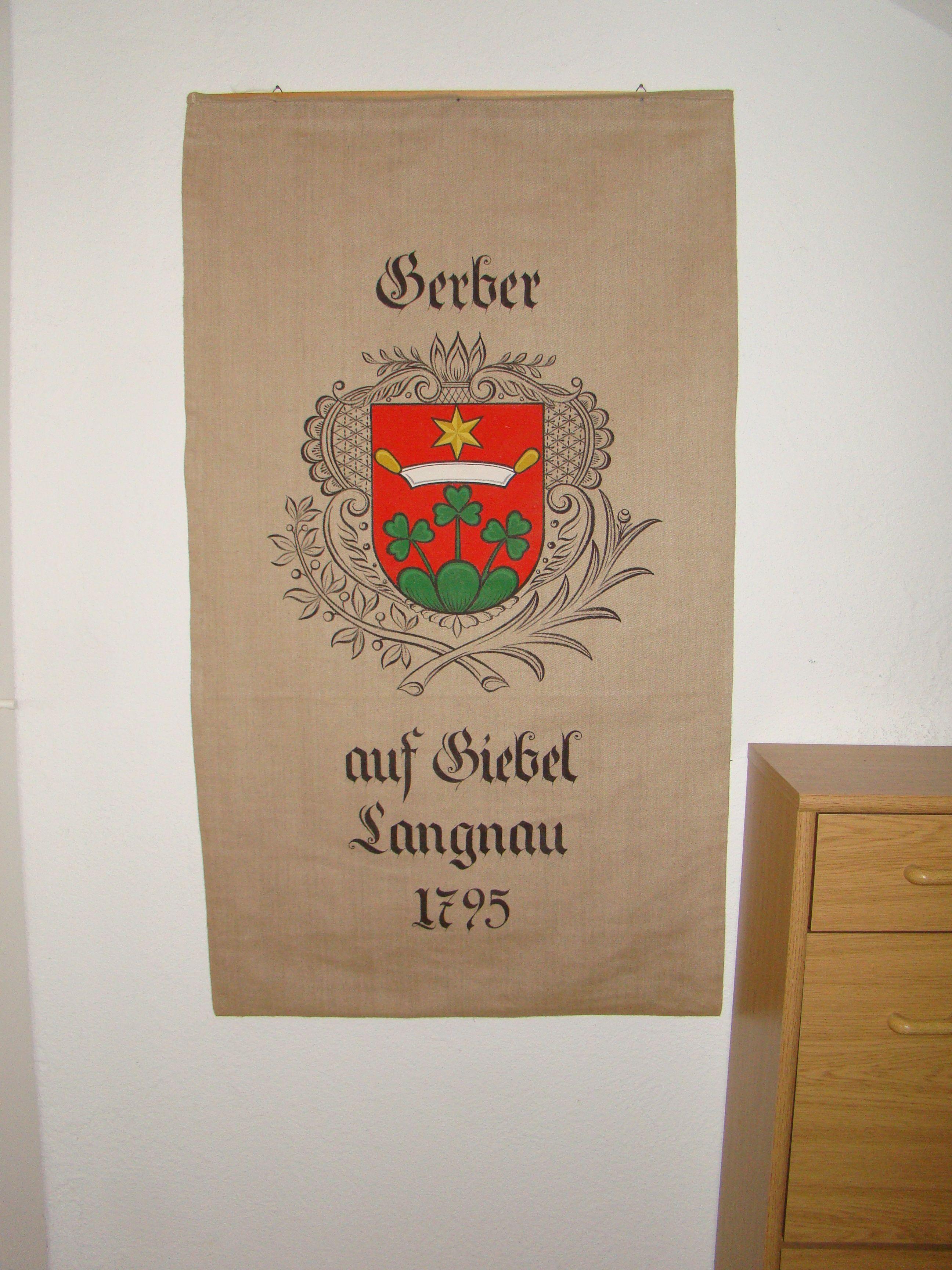 Crests: Gerber Crest